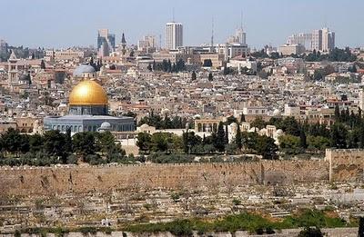 イスラエルの町並み