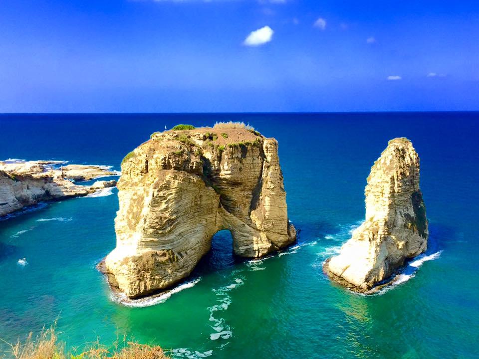 訪れる者に平和の危うさを語りかける国。レバノン行ってみたら