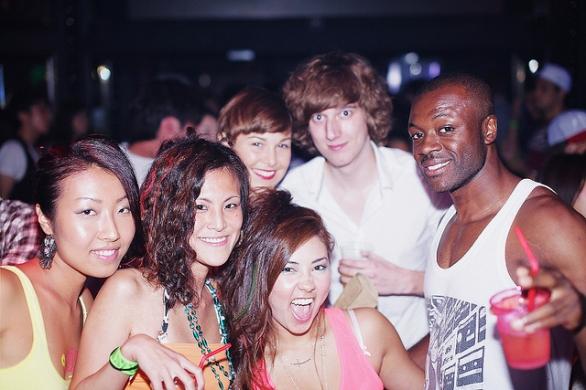 留学パーティー